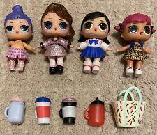 Lol Surprise Dolls Bundle (set Of 4)