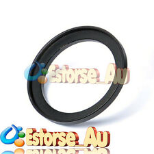 49mm-52mm 49-52mm 49 to 52 Metal Step Up Lens Filter Ring Adapter Black