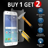 For Samsung Galaxy J5 (2015) Glass Screen Protector - 100% Genuine Tempered