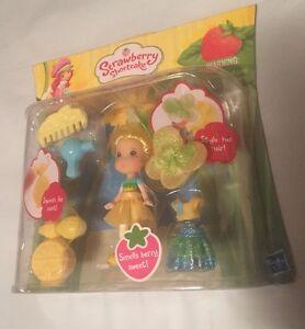 Strawberry Shortcake(Lemon Meringue)Playset(figure)