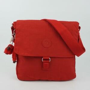 KIPLING COLBY Shoulder Messenger Crossbody Bag Cherry Tonal