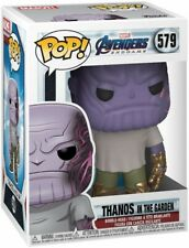 Funko - POP Marvel: Endgame - Casual Thanos w/ Gauntlet Brand New In Box