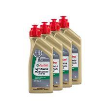 4 litros Castrol Syntrans Multivehicle 75W90 GL4 Totalmente Sintético Aceite De Engranaje API