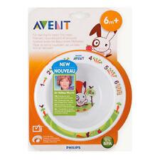 PHILIPS Avent Toddler Ciotola Piccolo 6m+ Bianco-scf706/00