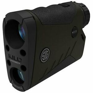 Sig Sauer KILO2400BDX Laser Range Finding monocular 7x25mm - Milling Reticle