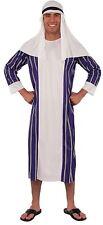 Arab Sheik Costume Adult Halloween Fancy Dress one Size Rubies