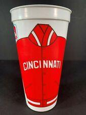 Vintage Plastic Cup CINCINNATI REDS Icee