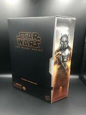 "Star Wars Black Series THE ARMORER Deluxe Set MANDALORIAN -  6"" Action Figure"