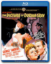 The Picture of Dorian Gray Blu-ray New George Sanders, Hurd Hatfield, Donna Reed
