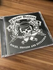 Booze, Broads and Beelzebub * by Chrome Division (CD, Jul-2008, Nuclear Blast (U
