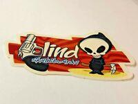blind, Skateboard Sticker, Collector, Vintage, Street Series# 1147-09072019, NEW