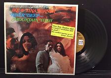 Ike & Tina Turner – River Deep - Mountain High on A&M Records SP-4178 Sticker