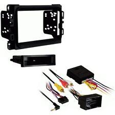 Metra 99-6518B Single/Double DIN Stereo Dash Kit for 2013 Dodge Ram + Interface