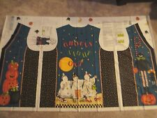 Daisy Kingdom Ghouls Nite Out Panel Fabric Halloween Panel Fabric