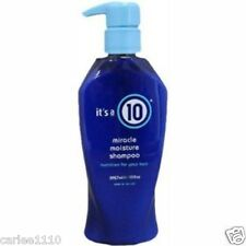 IT'S A 10 MIRACLE MOISTURE SHAMPOO 10 OZ   SULFATE FREE   10 AMAZING NUTRIENTS