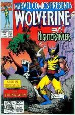 Marvel Comics Presents # 108 (Wolverine / Nightcrawler, Thanos) (USA, 1992)