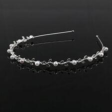 Braut haarschmuck mit perlen  Braut-Haarschmuck & Tiaras für die Perlen | eBay