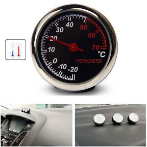 R29C KFZ Auto Thermometer Mechanischer Zeiger Digitale Temperatur Zählwerkzeug