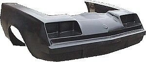 1979-1980 Chevrolet Monza Wrap Race Front End