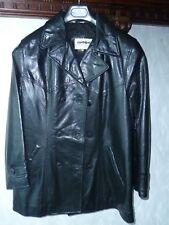 Cappotti e giacche da donna neri con doppiopetto taglia M  db6174a6689