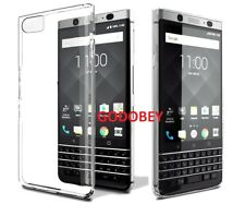 Clear Case for BlackBerry KEYone back cover TPU Rubber Silicone, Ships from USA