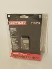 Craftsman 953859 Compact 3-Button Garage Automatic Opener Remote  - NEW