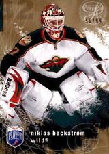 2007-08 Be A Player Player's Club #95 Niklas Backstrom #56/99 (ref 17101)