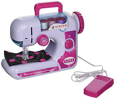 Singer EZ Stitch Chainstitch Sewing Machine Kids Beginners Training Activity Kit