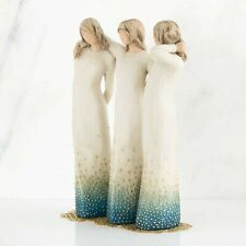 Willow Tree by My Side, Sculpted Hand-Painted Figure#27368 Sale Off Today !