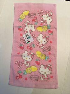 NEW Hello Kitty Hand Towel $15.99 + Free Shipping