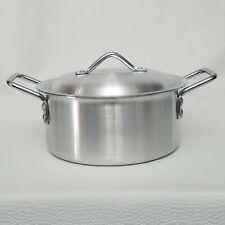 "Kitchen King Stockpot Pan Pot Saucepan Stockpot 11"" inch Capacity 8.4L 28cm"