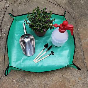 Home Planting Floor Mat Waterproof Gardening Balcony Reusable Plant Flower Pad