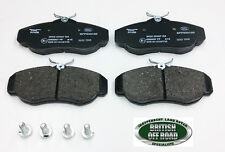 SFP500150 - LAND ROVER FRONT BRAKE PADS - DISCOVERY 2 - GENUINE