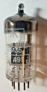 ECC82 CV491 MIL SPEC NOS VALVE TUBE