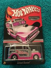 Hot Wheels Zamac Edition School Busted 2014