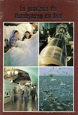 1988 North Korea DPRK Tourist Brochure - South Hamgyong Province Hamhung French