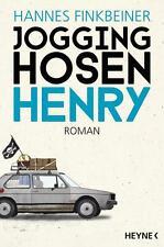 Jogginghosen-Henry von Hannes Finkbeiner (2016, Taschenbuch) NEU!