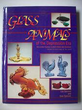 Glass animals of Depression Era Identification & Values
