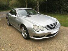 Mercedes SL500 Factory AMG body kit and wheels Full MOT