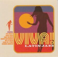 Various - Viva! Latin Jazz - CD -