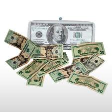 (10) Huge Jumbo Inflatable $100 Hundred Dollar US Bank Money Bills ~ wholesale