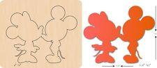 New Mickey Wooden Die Cutting Dies  DIY Scrapbooking Y-25