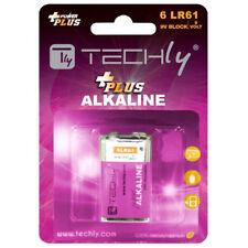 Batterie ricaricabili alcalina per articoli audio e video