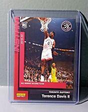 Terrence Davis 2019-2020 Panini NBA Instant All-Rookie Team #204 Basketball Card