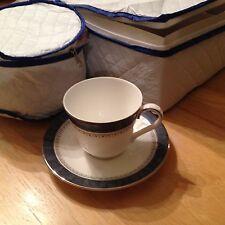 Royal Doulton Sherbrooke Fine Bone China H5009 TEA CUP & SAUCER Made England