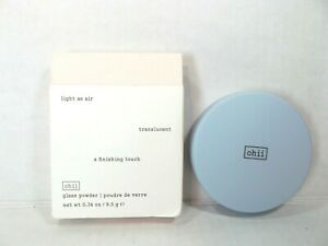 Urban Outfitters ohii translucent powder compact finishing touch absorbs shine