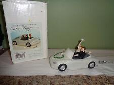 "Weddingstar - ""Just Married"" - Couple in Car - Cake Topper - Bride - Groom"