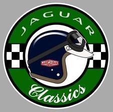 JAGUAR Classics Sticker vinyle laminé