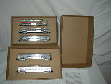 New Item American Flyer Silver Streak Engine&Passenger Set Box Only (No Trains)