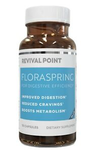 Revival Point FloraSpring Dietary Supplement- 30 Capsules